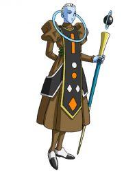 Character Design de Korn pour la série TV