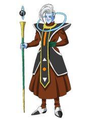 Character Design de Conic dans la série TV