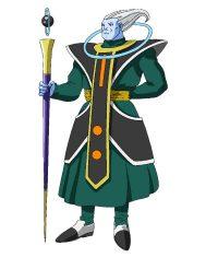 Character Design de Cukatail pour l'anime
