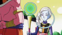Kusu au monde des Kaiōshins de l'Univers 10