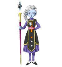Character Design de Kusu, pour la série TV