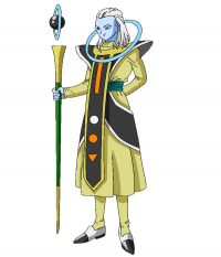Character Design de Sour pour la série