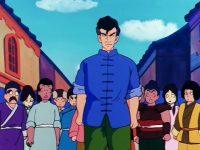 Chin taiken, dans la série TV