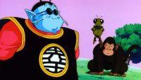 Kaiō, Bubbles et Grégory dans le film 04