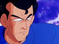 Taiken est un personnage très stoïque