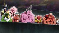 La Team de l'Univers 10 sur le point d'être effacée par les deux Zen'ō