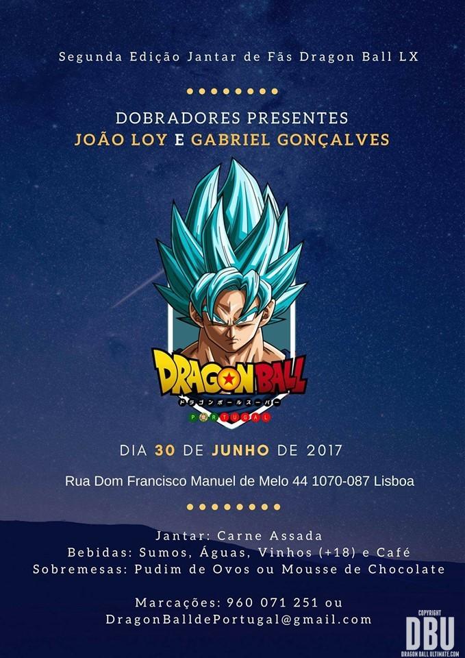 dragon ball portugal repas de fans dragon ball ultimate. Black Bedroom Furniture Sets. Home Design Ideas