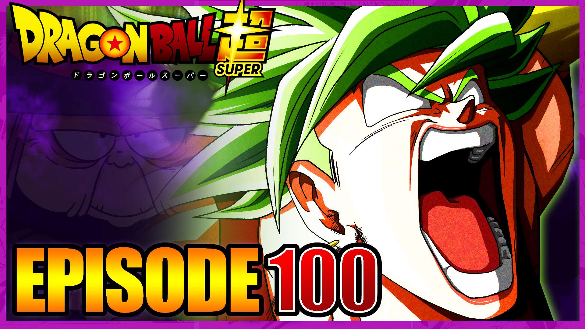 Dragon Ball Super épisode 100 – Prédictions de Baba