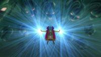 Zen'ō du futur utilisant sa capacité d'effacement, dans le monde futur