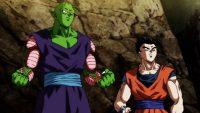 Piccolo et Gohan font face au Dr. Rota