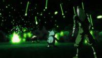 The Priccio et les autres esquivent les attaques lancées par Kale