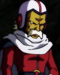 Zarbuto, dans la série animée