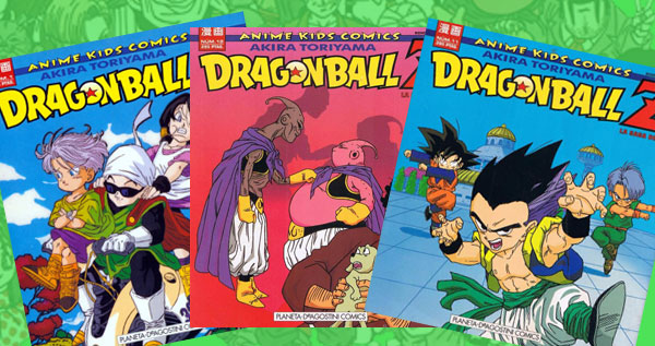 Anime Kids Comics