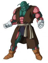 Character Design de Pilina pour la série TV