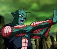 Saonel, dans la série animée