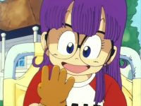 Aralé Norimaki, célèbre androïde créée par le professeur Senbei Norimaki