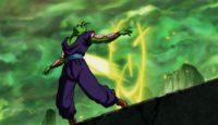 Damom fait chuter Piccolo