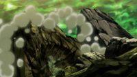 Gamisalas, mis à mal par Piccolo