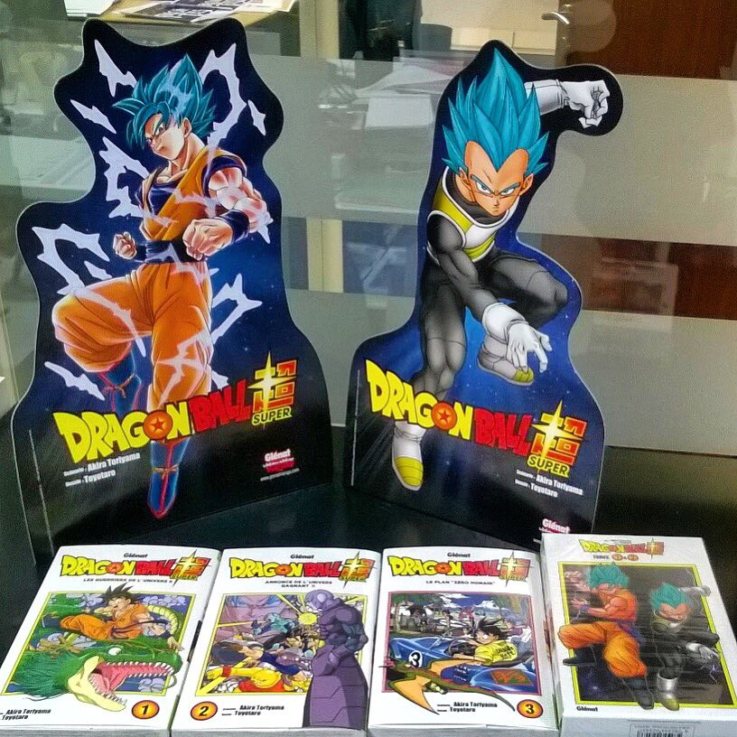 visuel et date de sortie du tome 3 de dragon ball super en fran ais dragon ball ultimate. Black Bedroom Furniture Sets. Home Design Ideas