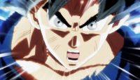 Le cri de Gokū contre Jiren