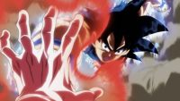 Le pouvoir de Gokū s'estompe contre Jiren