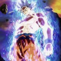 Gokū s'éveille à l'Ultra Instinct contre Jiren
