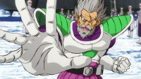 Paragus dans le film Dragon Ball Super
