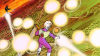 Les vagues d'énergie de Sauzer et des siens dans le 5ème film DBZ