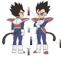 Character Design de Tarble, dans l'anime