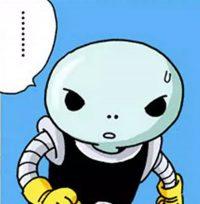 Un des aliens Tech-Tech dans Neko Majin