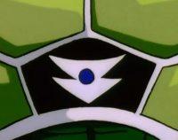 Le symbole de l'escadron blindé