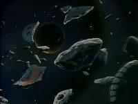 La planète sombre, dissimulée dans l'obscurité de l'espace