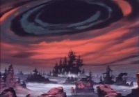 La planète dans le 2ème opus sur Playdia