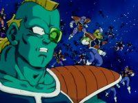 L'armée de Freeza dans le premier TV Special Dragon Ball Z