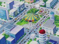 Le Musuka Circus, dans la série TV