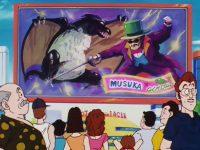 Une des affiches du cirque