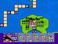 L'île Papaya dans Dragon Ball 3