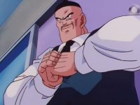 Rock, dans la série TV Dragon Ball Z