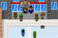 Le maire dans Dragon Ball Z : Buu's Fury
