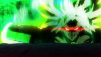 Broly, le terible Super Saiyan