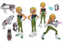 Character Design de Lemo (par Shintani)