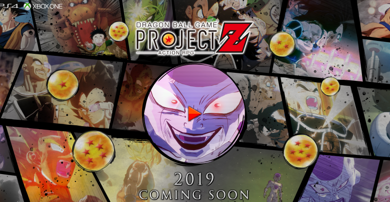 Ouverture du site officiel du dragon ball game project z action rpg dragon ball ultimate - Dragon ball z site officiel ...