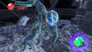 Le Big Gete Star dans Dragon Ball : Ultimate Tenkaichi