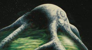 Le Big Gete Star sur la nouvelle planète des Nameks