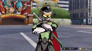 Great Saiyaman N°3 dans Super Dragon Ball Heroes : World Mission