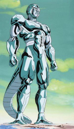Le 1er Metal Coola que rencontre Gokū